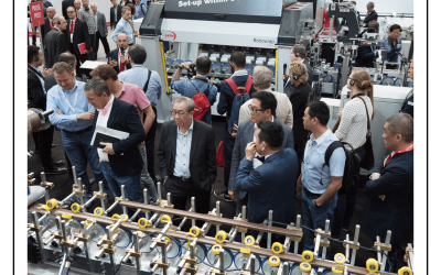 PYTHA @ LIGNA – huge woodworking fair attracts over 90,000!