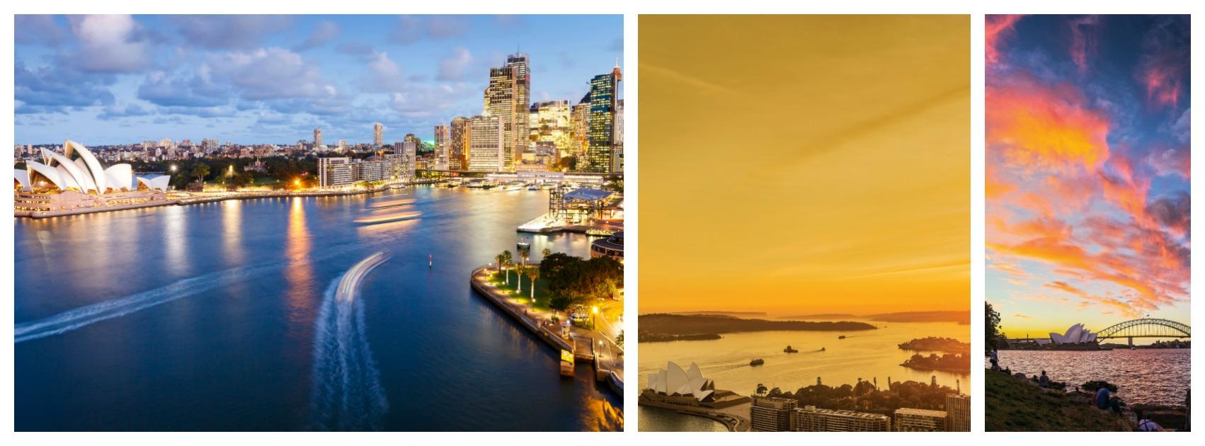 Sydney Collage 1